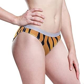 Womens Underwear Tie Dye Bikini Panties Breathable Hipster Briefs Panty