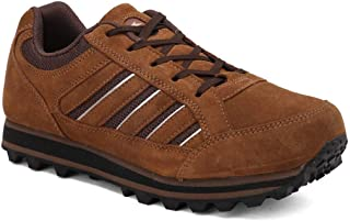 PARAGON Men's Tan Stimulus Casual Shoes