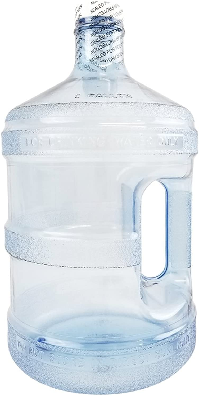 1 Gallon Plastic Water Bottle W Handle