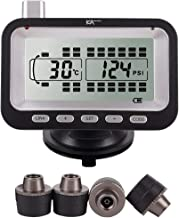 KingAuto Truck Trailer RV TPMS for 4 wheels, Trailers Auto switch