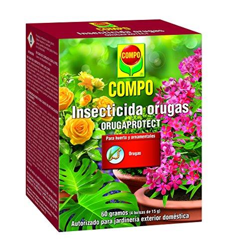 Compo 2062002011 Insecticida Orugas 60Gr, 17x13x7 cm