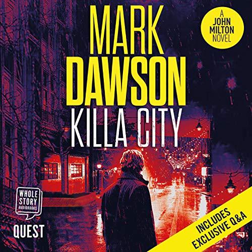 Killa City cover art
