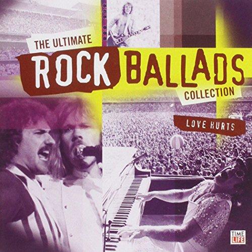 Ultimate Rock Ballads: Love Hurts-Sm / Various