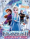 Frozen 2 Coloring Book: Frozen Supreme Coloring Book Based on 2019 Frozen 2 Movie