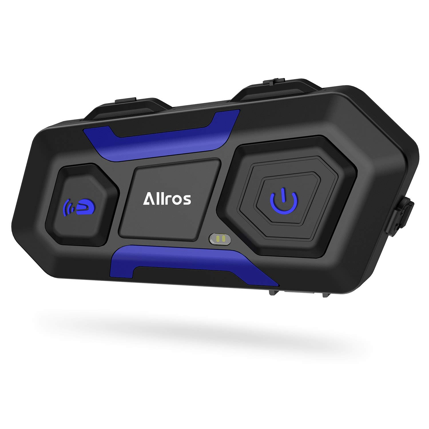 ALLROS Bluetooth Motorcycle Communication Hands Free