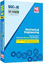 SSC JE : Mechanical Engineering Objective Solved Papers (MADE EASY)