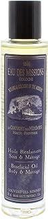 Le Couvent des Minimes Eau Des Missions Massage Oil - Vanilla - 3.4 oz