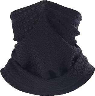BINMEFVN Summer Bandana Face Mask -Dust Sun UV Protection Neck Gaiter - for Running Hiking & Motorcycling & Cycling