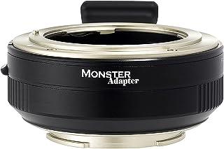 【国内正規品】MonsterAdapter(モンスターアダプター)LA-FE1(ニコンFマウントレンズ → ソニーEマウント変換)電子マウントアダプター AE/AF撮影可能