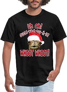Christmas Hump Day Camel Men's T-Shirt