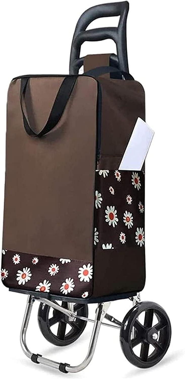 Sale TYUXINSD List price Convenient Large Shopping Durabl Trolley Bag Waterproof