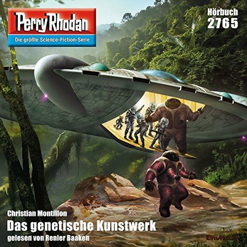 Das genetische Kunstwerk audiobook cover art