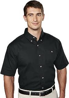Tri-Mountain Men's 6 oz 100% Cotton Twill Shirt - 808 Director