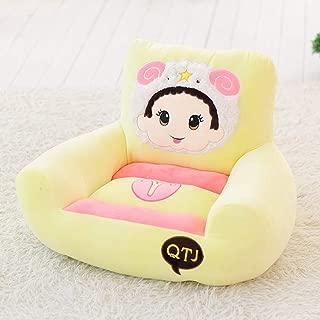 DBSCD Children s Mini Sofa Children  Mini Children s Sofa Seat Children  nbsp Cartoon  Cute Child Seat Soft Toy Chair Tatto Soft Living Room Bedroom Nursery-X 70x55cm  28x22inch