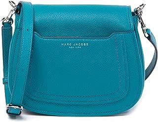 Empire City Mini Messenger Leather Crossbody Bag