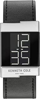 Kenneth Cole Casual Watch For Women Digital Leather - KCC0168001