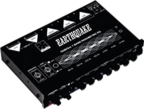 Earthquake Sound EQ7000Pxi 7-Band Equalizer with Subwoofer Crossover and Level Controls