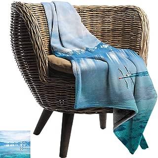Thin Mechanical Wash Blankets 62