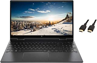 "HP Envy x360 2-in-1 2021 15.6"" FHD Touchscreen Laptop Computer, 8 Core AMD Ryzen 7 4700U 2.0GHz, 16GB RAM, 512GB SSD, Back..."