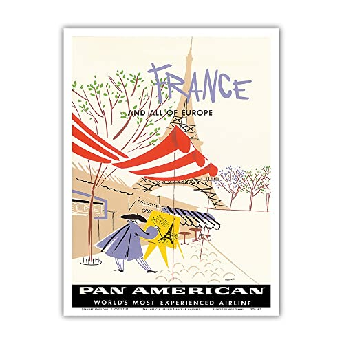 Europe Vintage Travel Posters: Amazon com