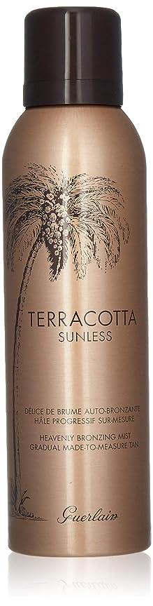 サーカス王女溶岩Terracotta Sunless Heavenly (テラコッタ サンレス ヘブンリー) 5.0 oz (150ml) Bronzing Mist ミスト by Guerlain for Women