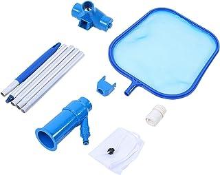 Net, Leaf Skimmer Net Pool Skimmer Net Pool Supplies Pool Leaf Net Pool Kit for Pond Hot Tub Swimming Pool