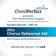 Messiah, HWV 56: 4. And the Glory of the Lord (Alto Chorus Rehearsal Aid)