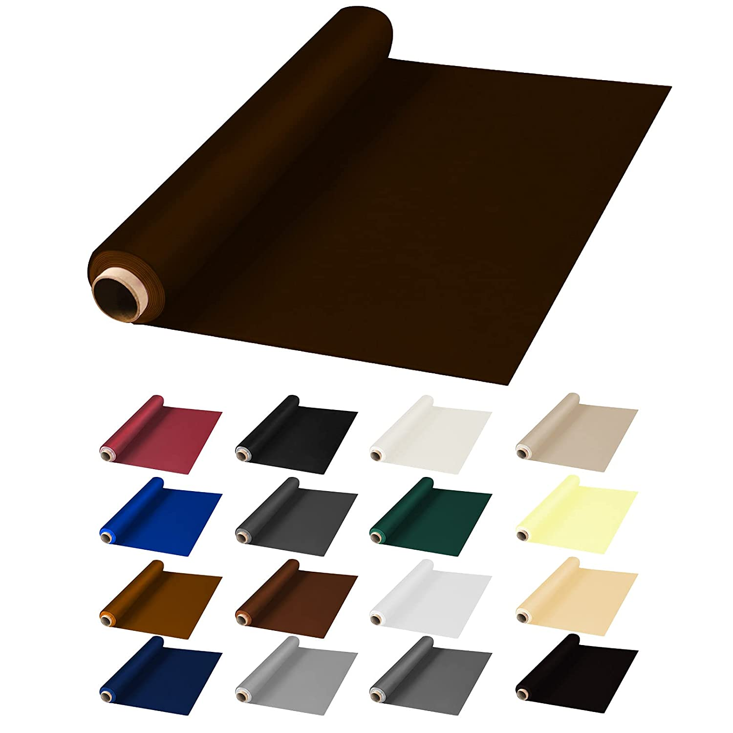 WIIBROOK Leather Repair Patch Challenge the lowest price New color Kit Self-Adhesive