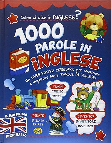 1000 parole in inglese