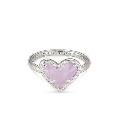 Kendra Scott Ari Heart Band Ring