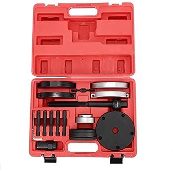 Jeu de 31 outils de d/émontage de roulement de roue universels par exemple T5 etc.