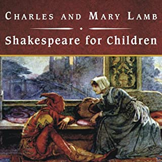 Shakespeare for Children audiobook cover art