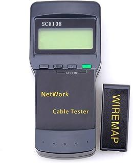 SC-8108 ネットワークアナライザー ケーブルチェッカー ケーブルテスター