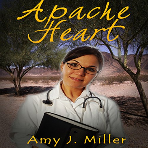 Apache Heart audiobook cover art