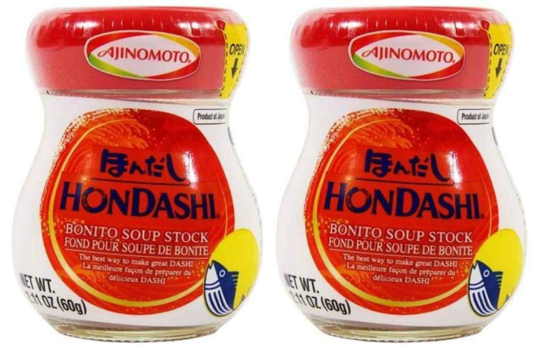 Japan Maker New Japanese Hon Dashi Bonito Fish Soup Stock - 2.1 2 Ranking TOP16 oz bottles x