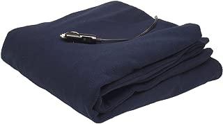 Roadpro 12-Volt  Polar Fleece Heated Travel Blanket, ( 58 x 42.5 Inch )