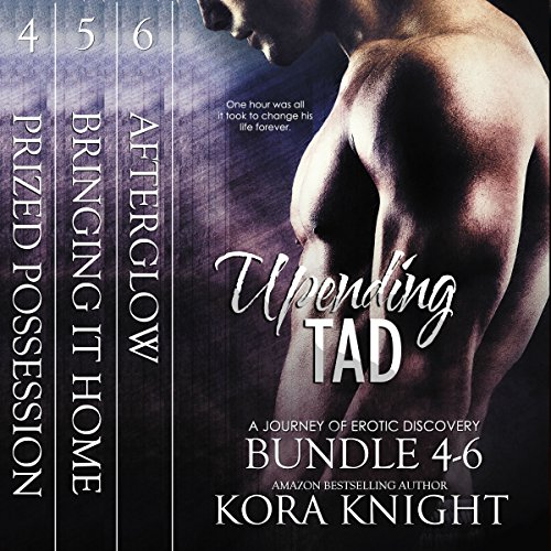 Upending Tad, Bundle 2: Volumes 4, 5, 6 audiobook cover art