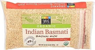 365 Everyday Value, Organic Indian Basmati Brown Rice, 32 oz