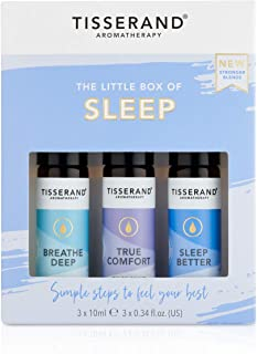 Tisserand Aromatherapy - The Little Box of Sleep