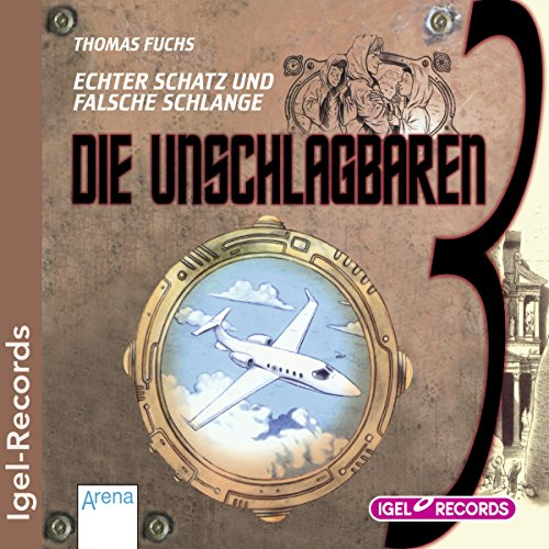 Echter Schatz und falsche Schlange     Die unschlagbaren Drei 1              By:                                                                                                                                 Thomas Fuchs                               Narrated by:                                                                                                                                 Dominik Freiberger                      Length: 1 hr and 13 mins     Not rated yet     Overall 0.0