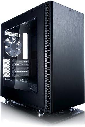 Fractal Design Define Mini C Black Window MicroATX用PCケース スチール Window CS6474 FD-CA-DEF-MINI-C-BK-W