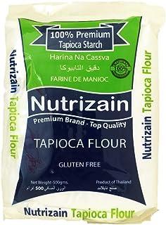 Nutrizain Tapioca Flour, 500 gm