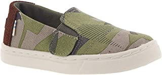TOMS Kids Girls Classics Low Top Slip On Walking Shoes US