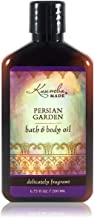 Kuumba Made Persian Garden Bath & Body Oil | Certified Organic | 6-Ounces (1-Unit)