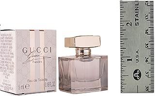 Gucci Premiere Eau de Toilette Mini Splash for Women, .16 Ounce