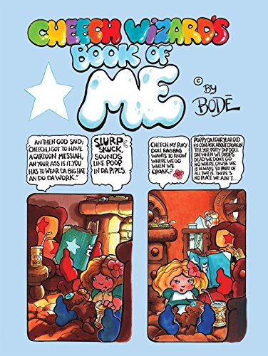 Cheech Wizard's Book of Me (English Edition)