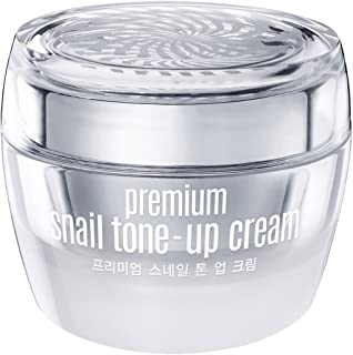 Goodal Premium Snail Tone-up Cream 1.7 Ounce Silver