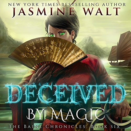 Deceived by Magic audiobook cover art