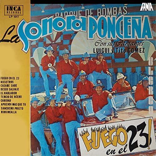 Sonora Ponceña feat. Luigui Gomez & Tito Gomez