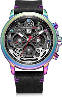 H3624G-B T5 WATCH FOR MEN /Black-Multicolor